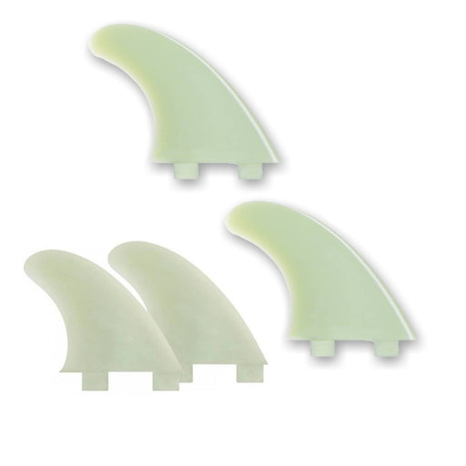 KOALITION Quad nat FCS Surfboard Fins