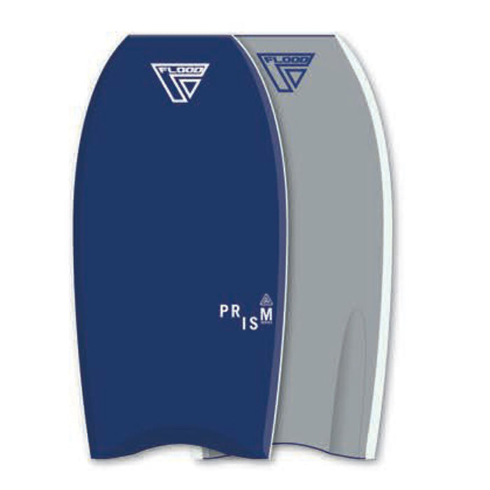 "FLOOD Prism Stringer PE 41"" Navy Bodyboard"