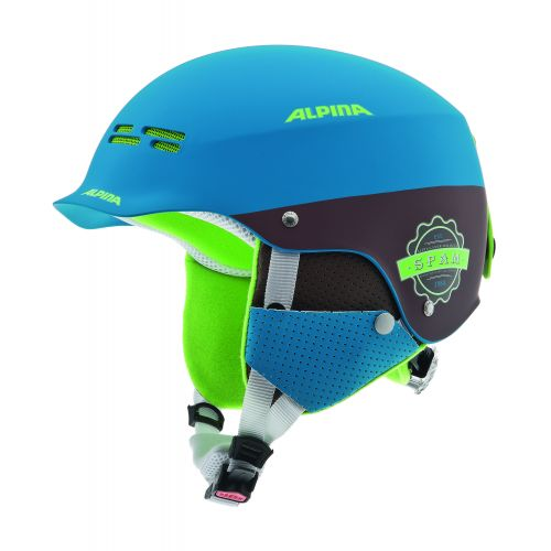 Alpina Sports Spam Cap Snowboard Helmet