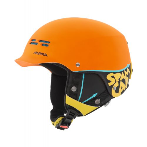 Alpina Sports Spam Cap JR Snowboard Helmet
