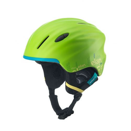 Elan Skis Team Green Snowboarding Helmet