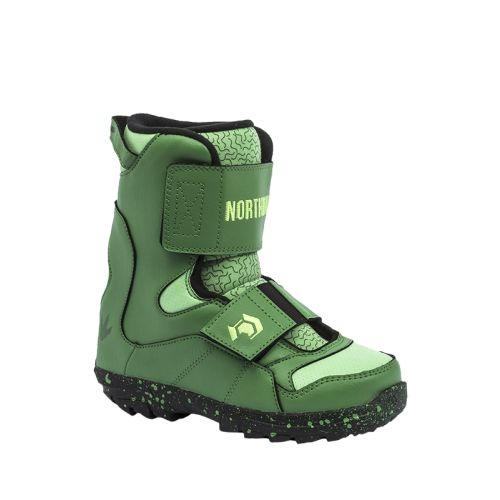 Northwave LF Kid Green Snowboard Boots