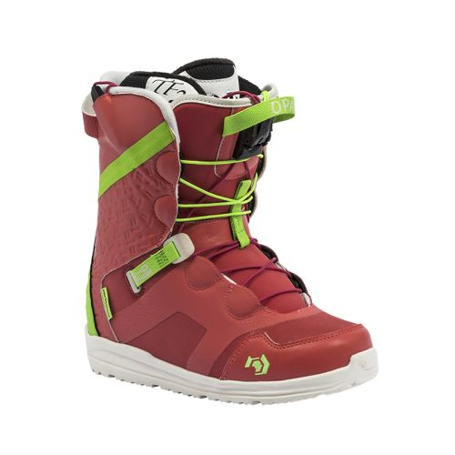 Northwave Opal SL Red Snowboard Boots