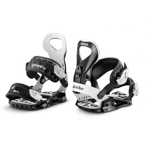 Drake Queen Snowboard Bindings