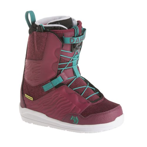 Northwave Dahlia Purple & Teal Snowboard Boots