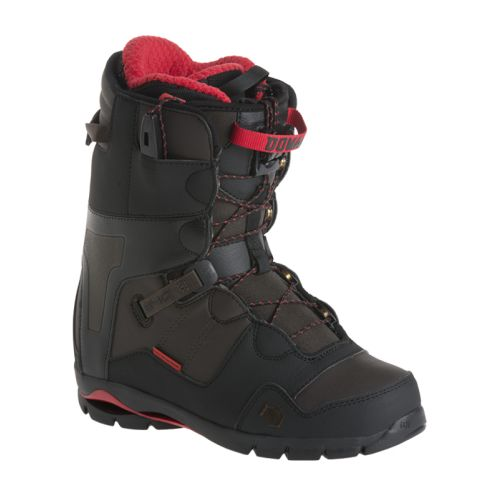 Northwave Domain SL Black & Red Snowboard Boots