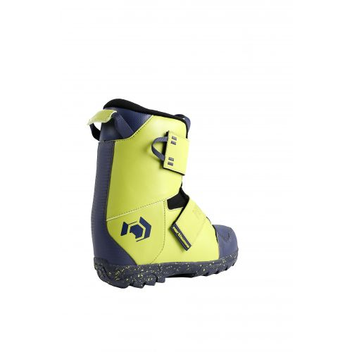 Northwave LF Kid Yellow Snowboard Boots