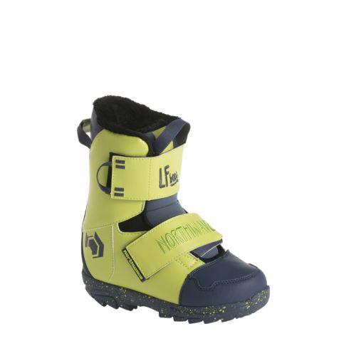 Northwave LF Kid Light Yellow Snowboard Boots