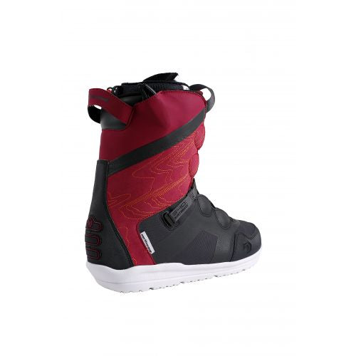 Northwave Opal Red & Black Snowboard Boots