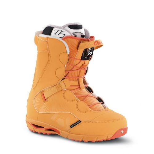 Northwave Opal Orange Snowboard Boots