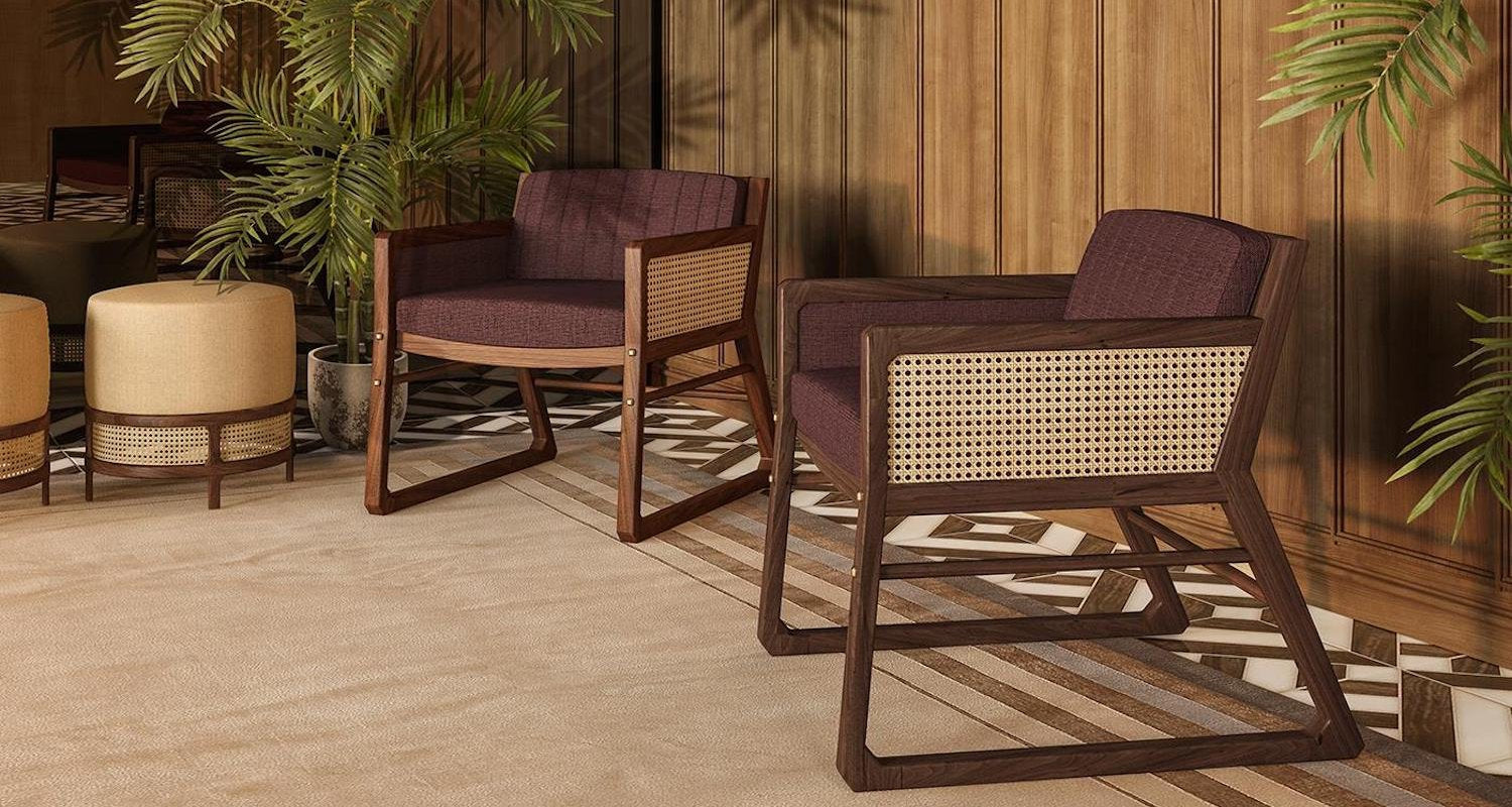 Cane Weave-Contract Furniture Store