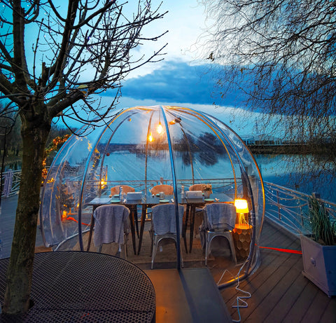 Igloo Oslo Dining Pod - Contract Furniture Store