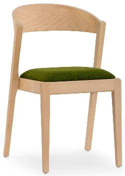 Zanna New C405A Side Chair-EsseTi Design-Contract Furniture Store