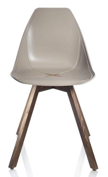 X-Wood Side Chair-Alma Design-Contract Furniture Store