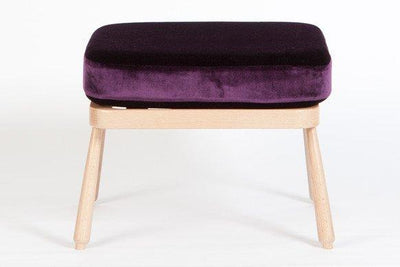 Evergreen Foot Stool-Ercol-Contract Furniture Store
