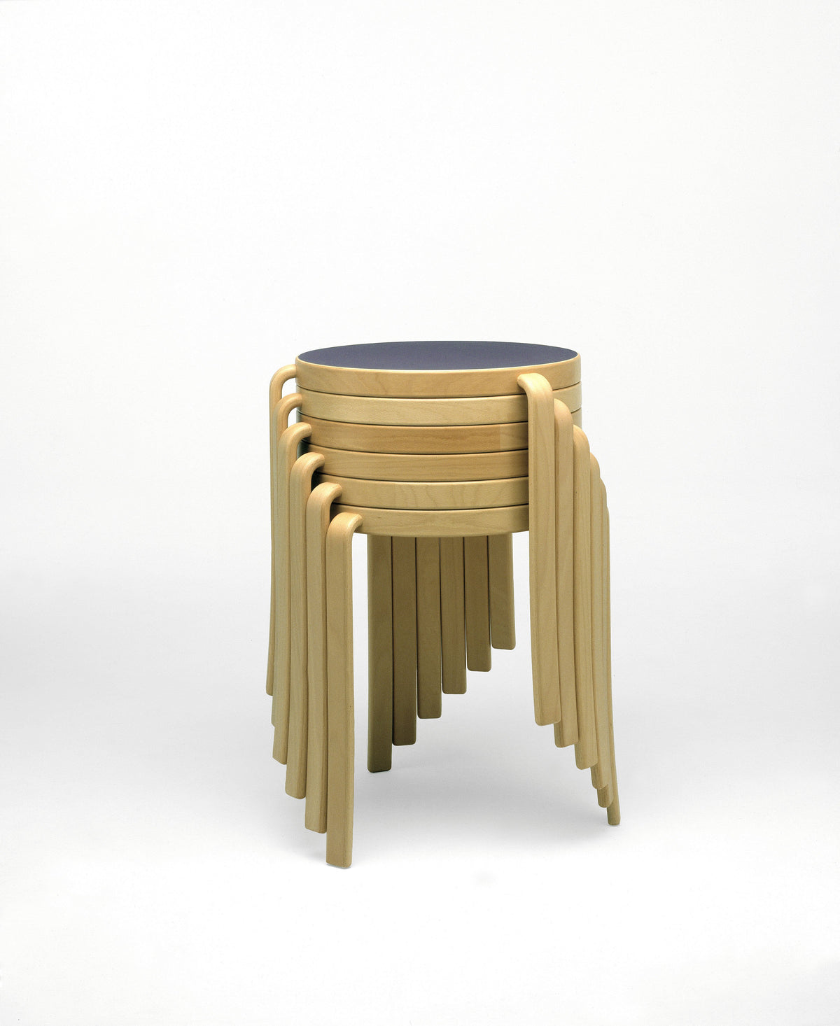 8000 Series Low Stool-Magnus Oleson-Contract Furniture Store