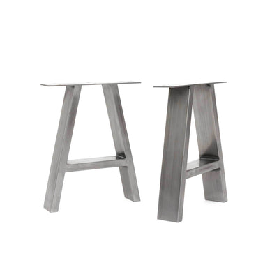 A-Frame Industrial Leg Bench Ends-Hairpin-Contract Furniture Store