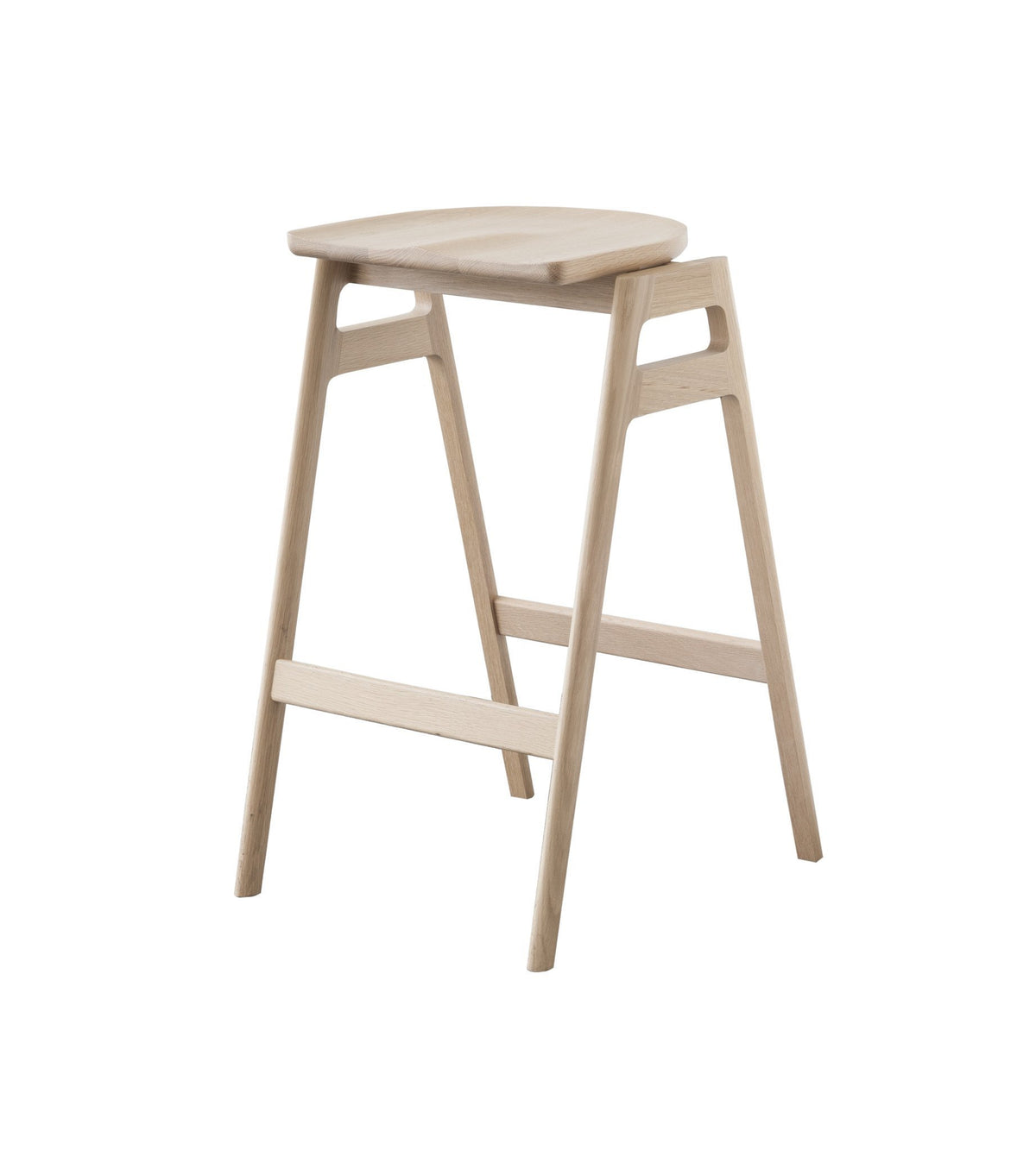 Svelto High Stool-Ercol-Contract Furniture Store