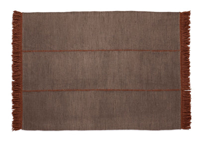 Mia Brown Rug-Nanimarquina-Contract Furniture Store