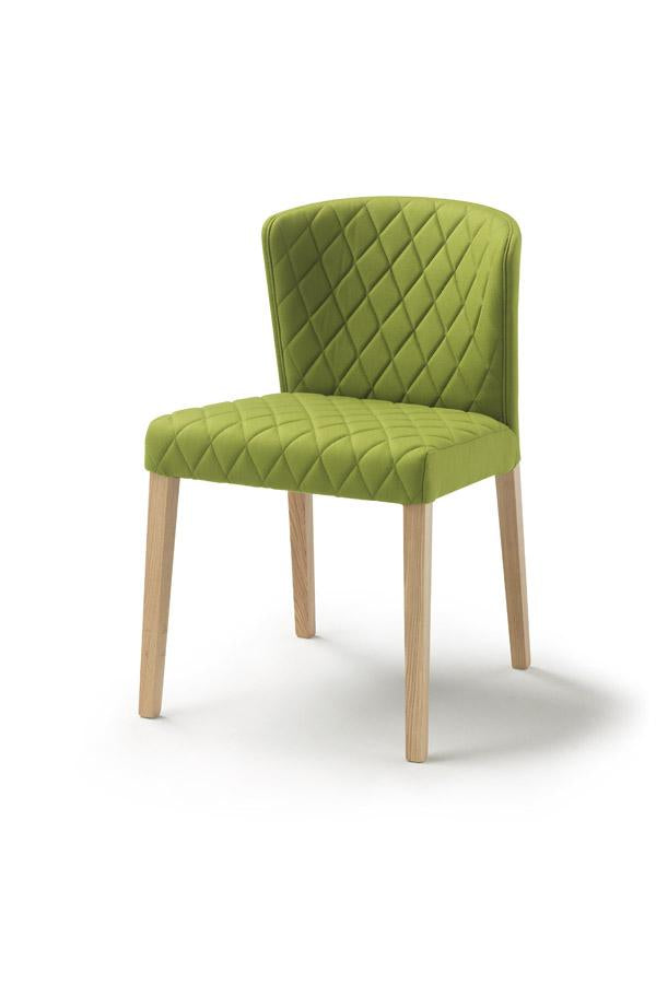 Curve Wool Side Chair-Malina-Contract Furniture Store
