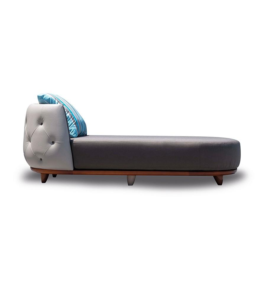 Fortune 1730 Chaise Longue-Tecni Nova-Contract Furniture Store