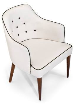 Lady Classika C767 Armchair-EsseTi Design-Contract Furniture Store