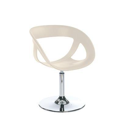 Moema Side Chair c/w Swivel Base-Gaber-Contract Furniture Store