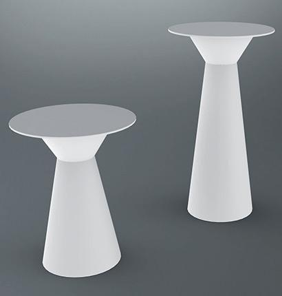 Roller Poseur Table-Gaber-Contract Furniture Store