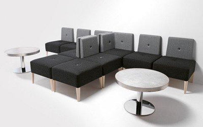 Punto Lounge Chair-Metalmobil-Contract Furniture Store