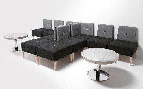 Punto Pouf-Metalmobil-Contract Furniture Store
