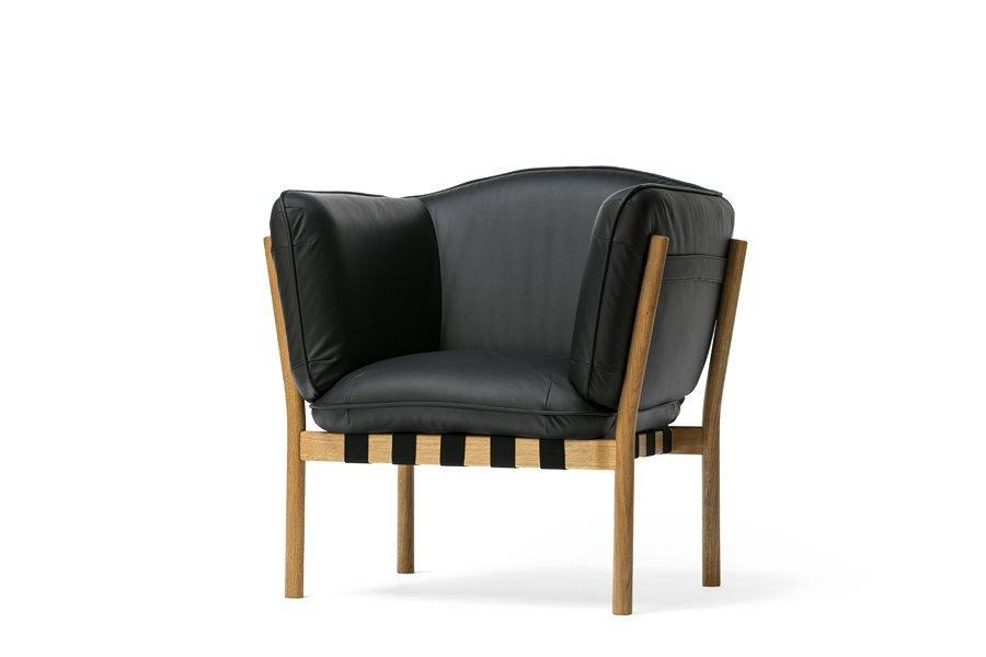 Dowel Lounge Chair-Ton-Contract Furniture Store