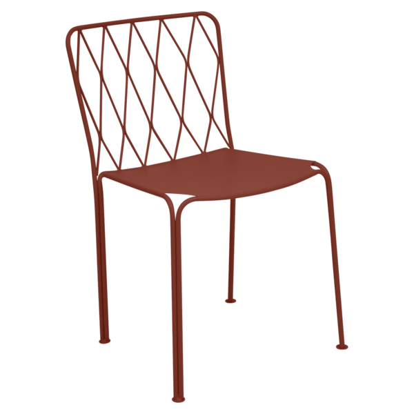 Kintbury 5810 Side Chair-Fermob-Contract Furniture Store