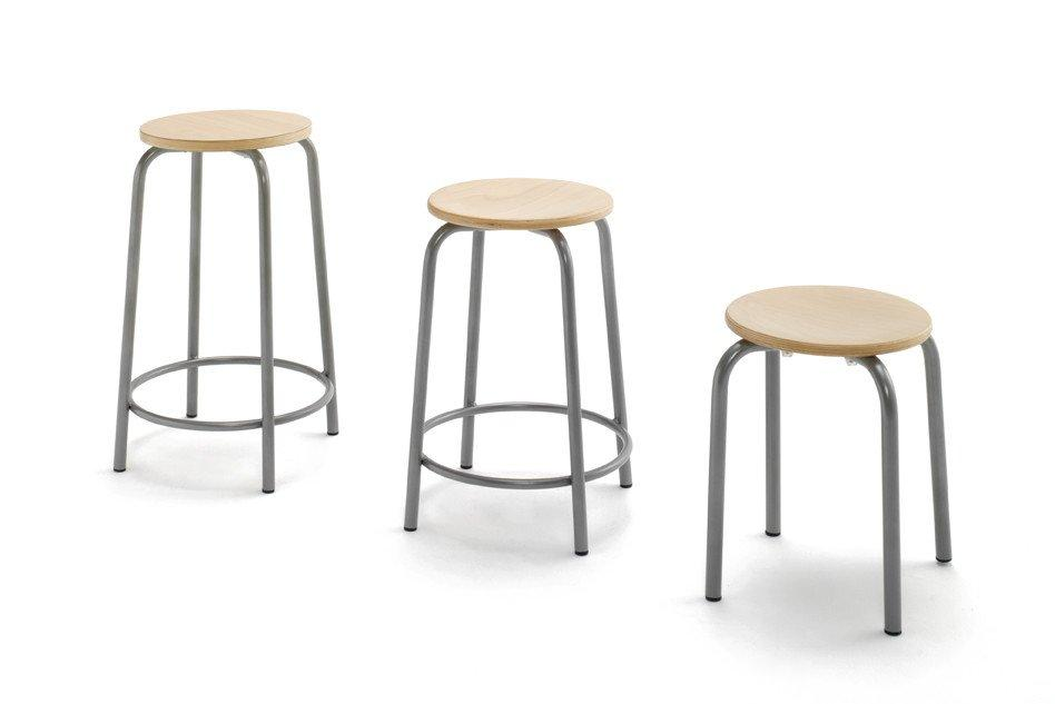 Susy Low Stool-Cignini-Contract Furniture Store