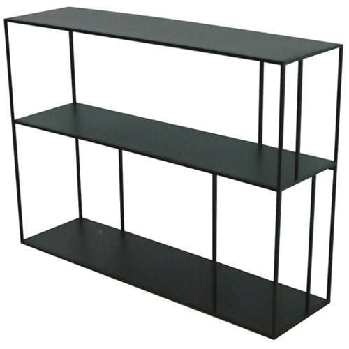 Shelving Unit Low Double-Pols Potten-Contract Furniture Store