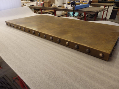 Brass Table Top-Metal Sheets-Contract Furniture Store
