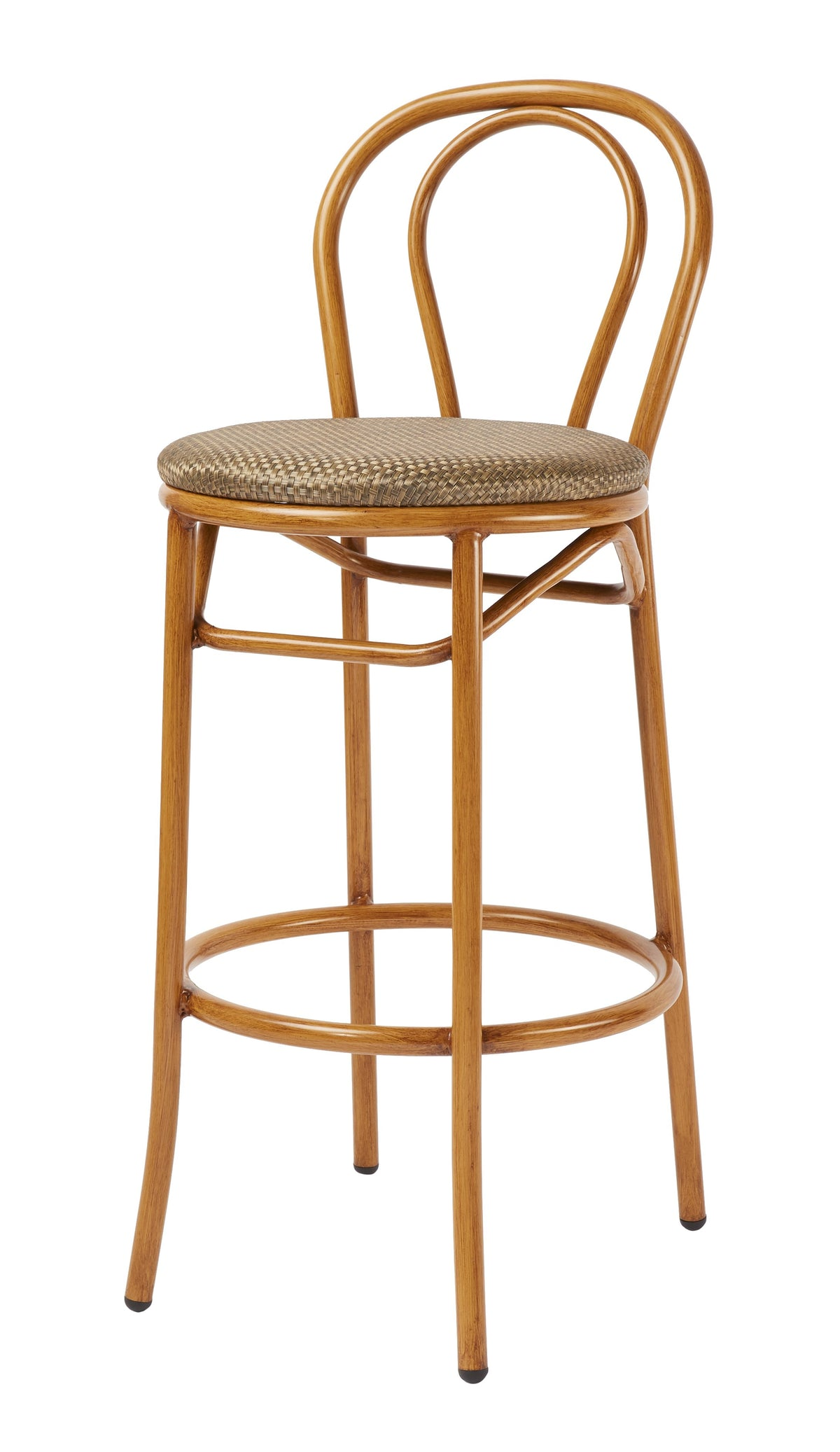 Tosca High Stool-Antiga-Contract Furniture Store