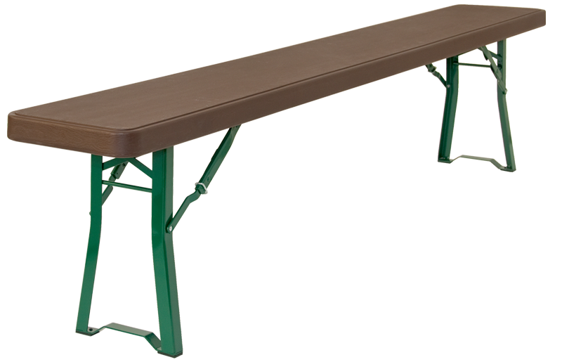 Munich Beer Folding Bench-Zown-Contract Furniture Store