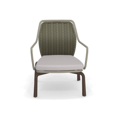 Cross 421 Lounge Chair-Emu-Contract Furniture Store