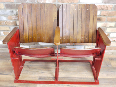 Cinema Seats-Its Old Tat-Contract Furniture Store