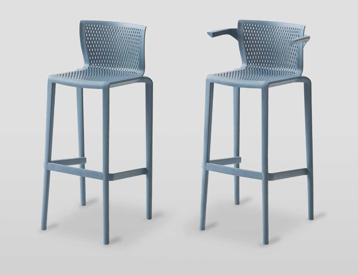 Spyker High Stool-Gaber-Contract Furniture Store