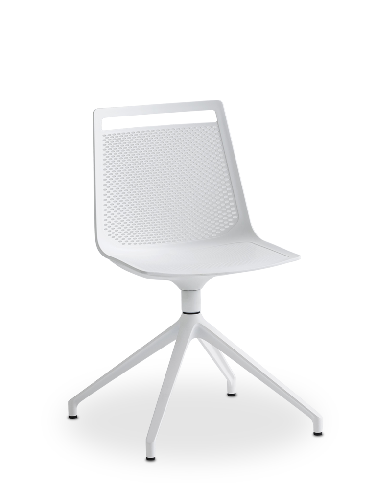 Akami U Side Chair-Gaber-Contract Furniture Store