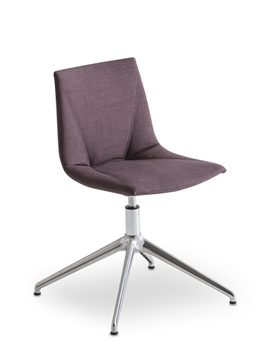 Colorfive Wrap L Side Chair-Gaber-Contract Furniture Store
