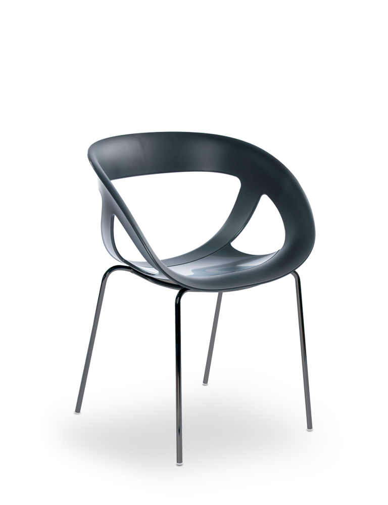 Moema 69 Side Chair-Gaber-Contract Furniture Store