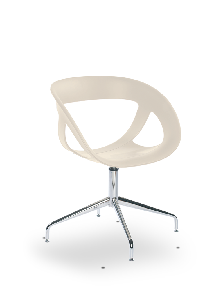 Moema L Side Chair-Gaber-Contract Furniture Store