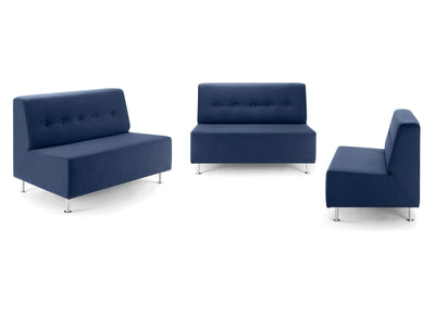 America 3S Modular Bench Unit-Torre-Contract Furniture Store