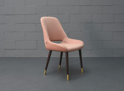 Magda 01 Side Chair c/w Wood Legs-Torre-Contract Furniture Store