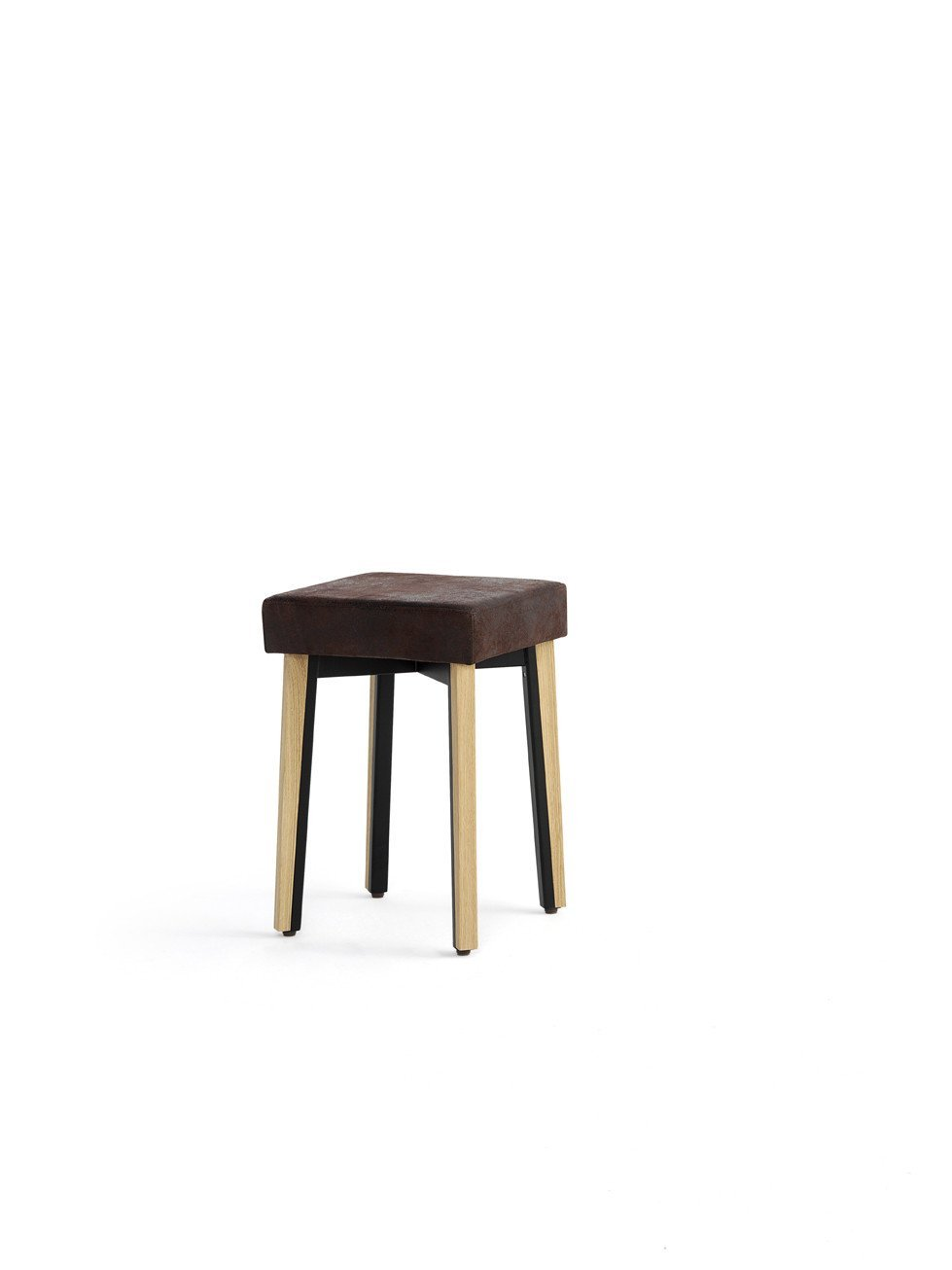 Toby Hybrid Low Stool-Cignini-Contract Furniture Store