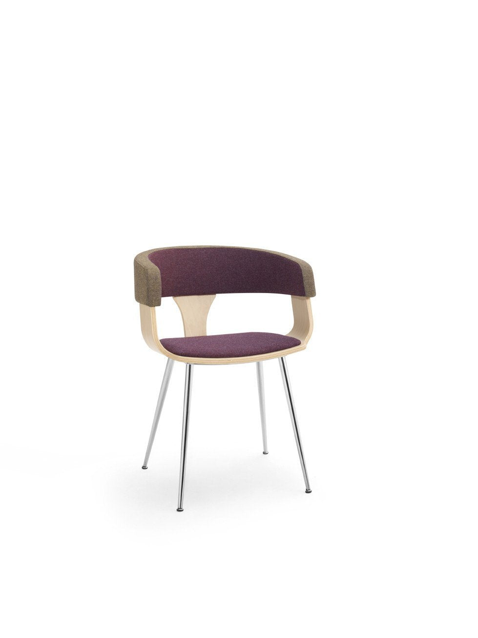Mali Armchair c/w Metal Legs-Cignini-Contract Furniture Store