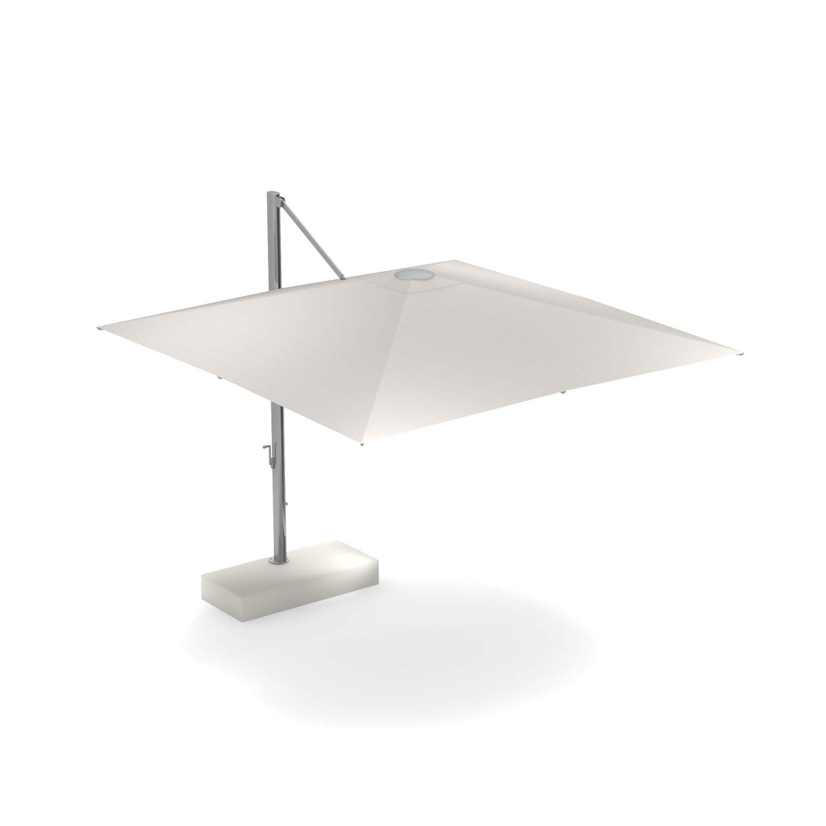 Shade 981 Offset Parasol-Emu-Contract Furniture Store