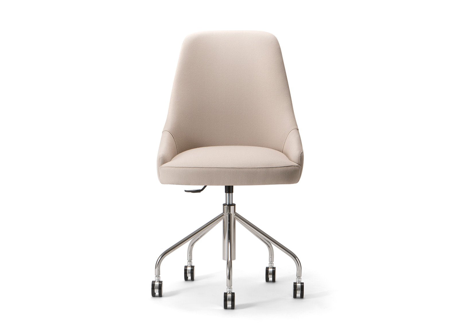 Adima 01 Side Chair c/w Wheels 2-Torre-Contract Furniture Store
